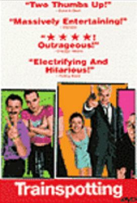 Trainspotting image cover