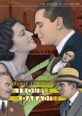 Trouble in Paradise  image cover