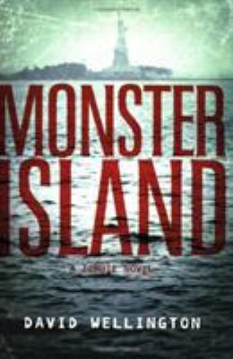Monster Island  cover