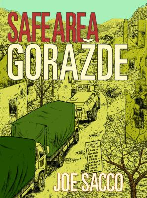 Safe Area Gorazde  cover