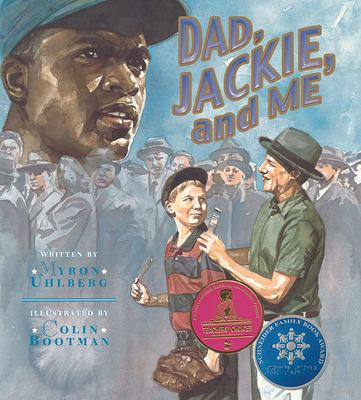 Dad, Jackie, and me  image cover