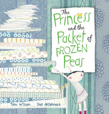 The Princess and the Packet Of Frozen Peas image cover