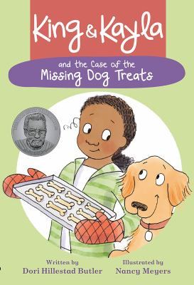 King and Kayla and the Case of the Missing Dog Treats image cover
