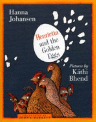 Henrietta and the Golden Eggs image cover