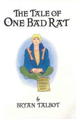 The Tale of One Bad Rat cover