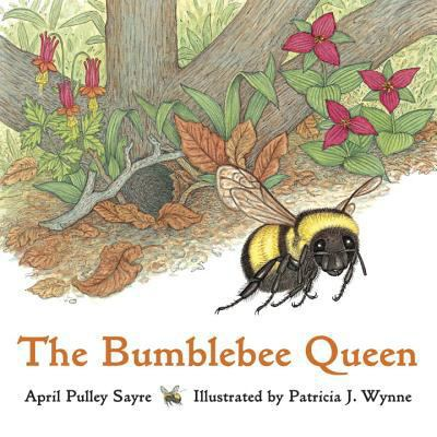 The bumblebee queen image cover