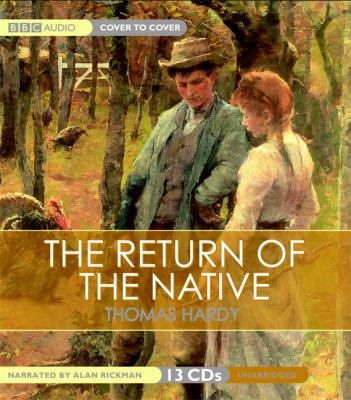The Return of the Native  (read by Alan Rickman) image cover