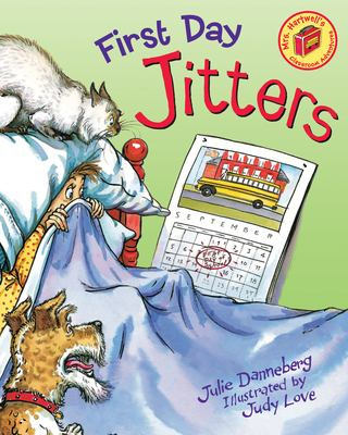 First Day Jitters  image cover