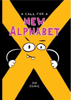 A Call for a New Alphabet image cover