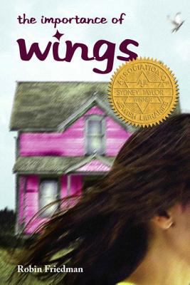 The importance of wings image cover