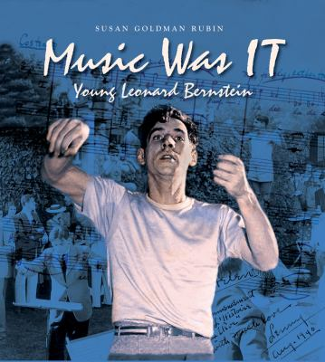 Music Was It: Young Leonard Bernstein image cover