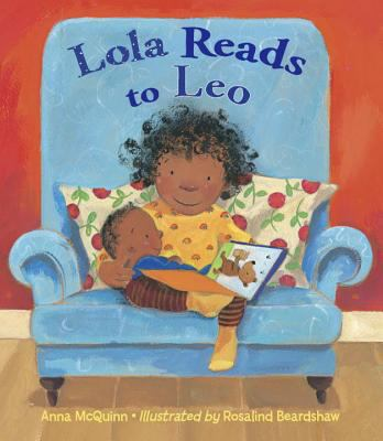 Lola Reads To Leo image cover