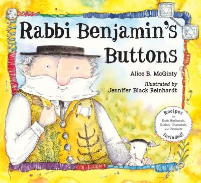 Rabbi Benjamin's buttons image cover