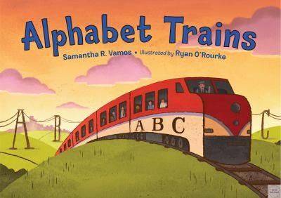 Alphabet Trains image cover