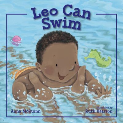 Leo Can Swim  image cover