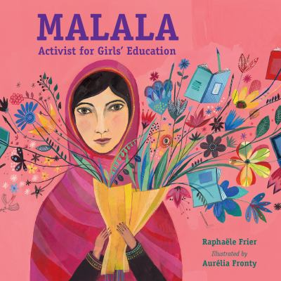 Malala: Activist for Girls' Education image cover