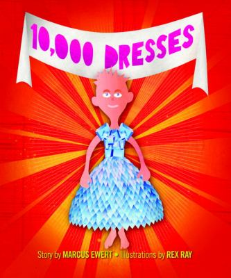 10,000 Dresses image cover