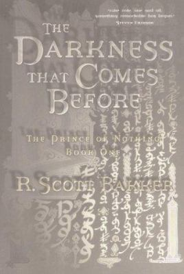 The Darkness That Comes Before  cover
