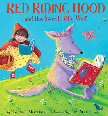 Red Riding Hood and the Sweet Little Wolf image cover