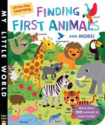Finding First Animals and More! image cover
