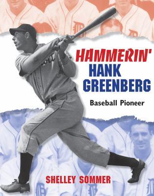 Hammerin' Hank Greenberg : baseball pioneer image cover