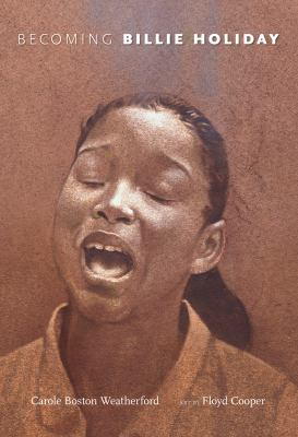 Becoming Billie Holiday  image cover