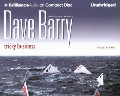 Tricky Business  image cover