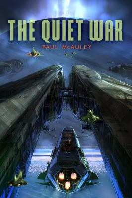 The Quiet War  image cover