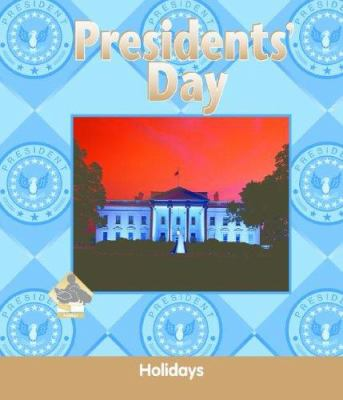 Presidents'  Day image cover