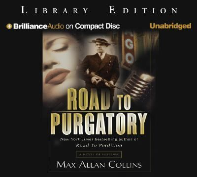 Road to Purgatory  (read by Stanley Tucci) image cover