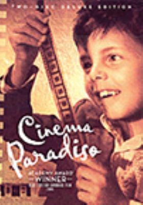 Nuovo Cinema Paradiso image cover