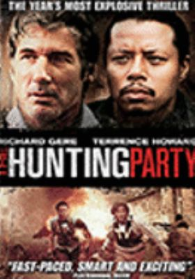 The Hunting Party image cover
