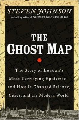 The Ghost Map image cover