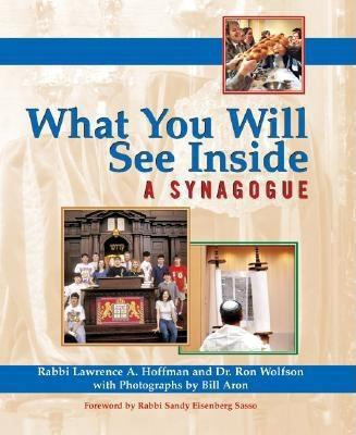 What you will see inside a synagogue image cover