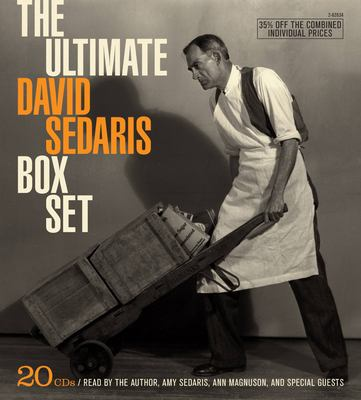 The Ultimate David Sedaris Box Set image cover