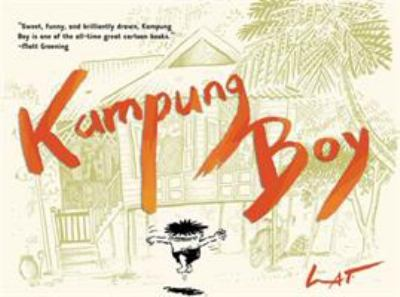 Kampung Boy image cover