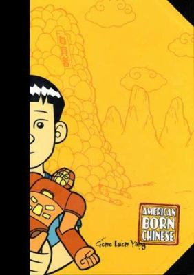 American Born Chinese  image cover
