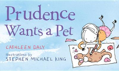 Cover image for Prudence wants a pet