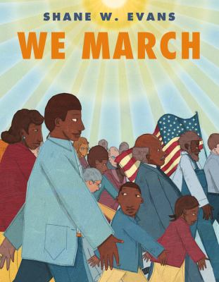 We March image cover