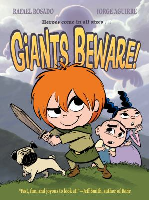 Giants Beware!  image cover