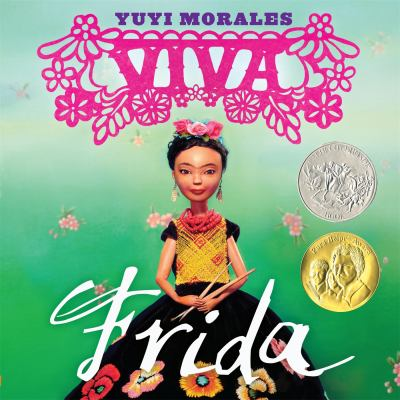 Cover image for Viva Frida