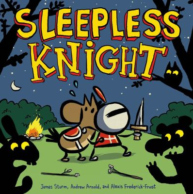 Sleepless Knight  image cover