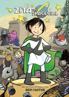 Zita the Spacegirl. book 1, Far from home image cover