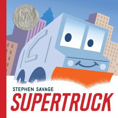 Supertruck  image cover