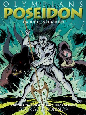 Poseidon : earth shaker  image cover