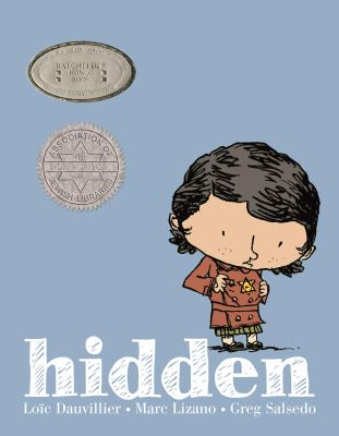 Hidden : a Child's Story of the Holocaust  image cover