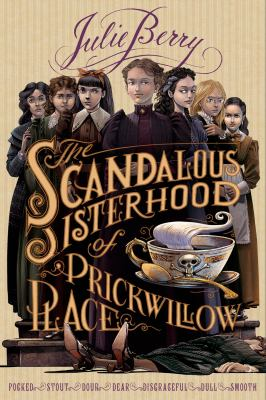 The Scandalous Sisterhood of Prickwillow Place image cover