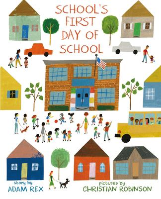School's First Day of School image cover