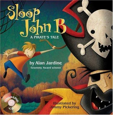 Sloop John B: A Pirate's Tale image cover