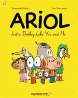 Ariol. #1, Just a Donkey Like You and Me image cover